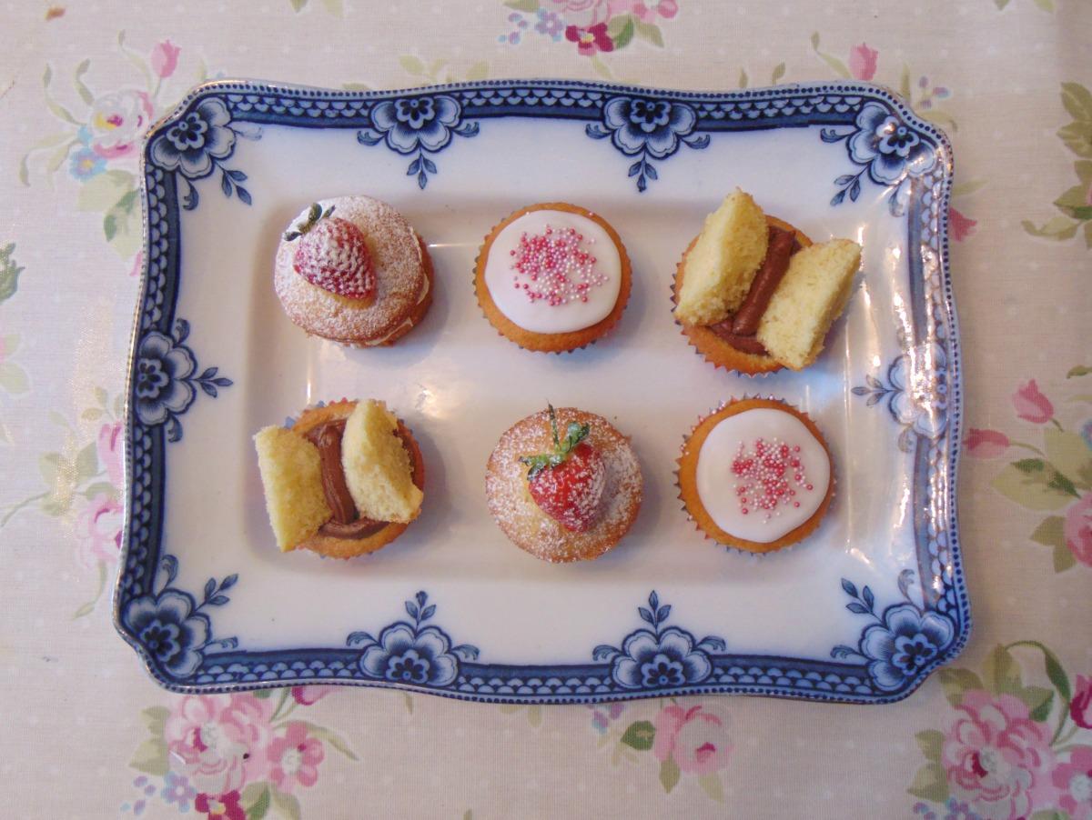 Three Cakes One Recipe
